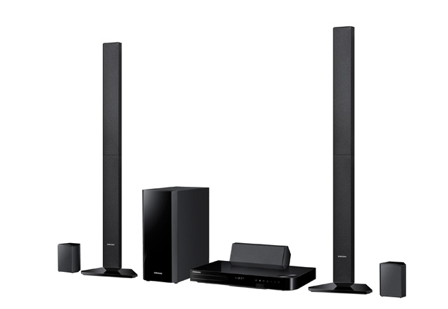 Samsung Smart 3D Blu-ray Home Theater HT - F5530K