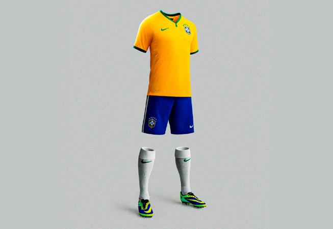 Nike - Camiseta Brasil
