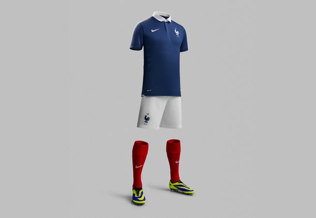 Nike - Camiseta Francia