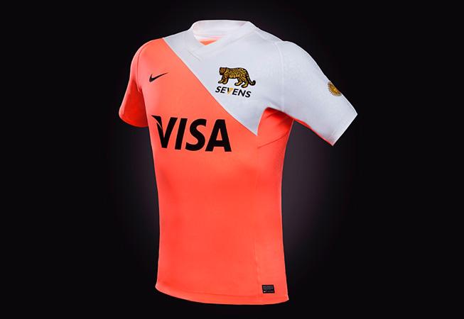 Nike - Camiseta Los Pumas Seven