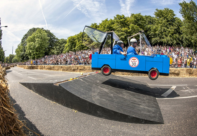 Red Bull Soapbox Buenos Aires