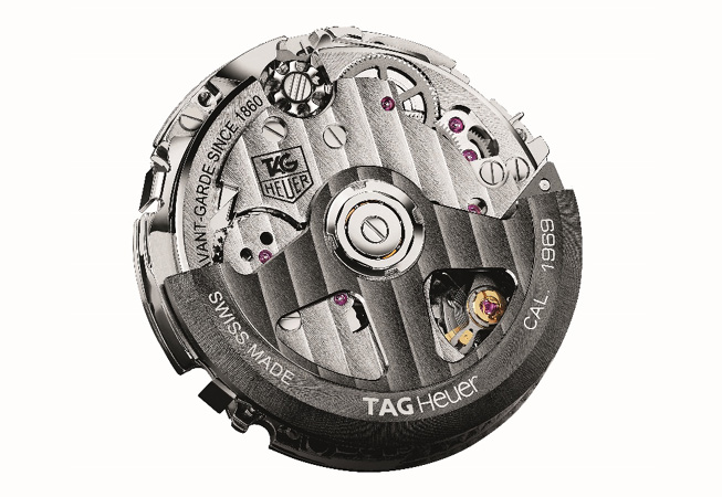 TAG Heuer 1969 Movement