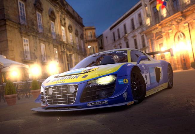 Sony - Gran Turismo