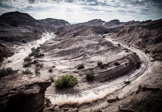 Edox - Foto Dakar 1