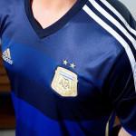 adidas - Camiseta alternativa Selección Argentina 3