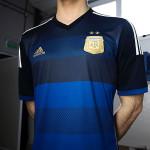 adidas - Camiseta alternativa Selección Argentina 5