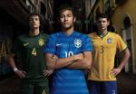 Nike - Brasil Suplente 2