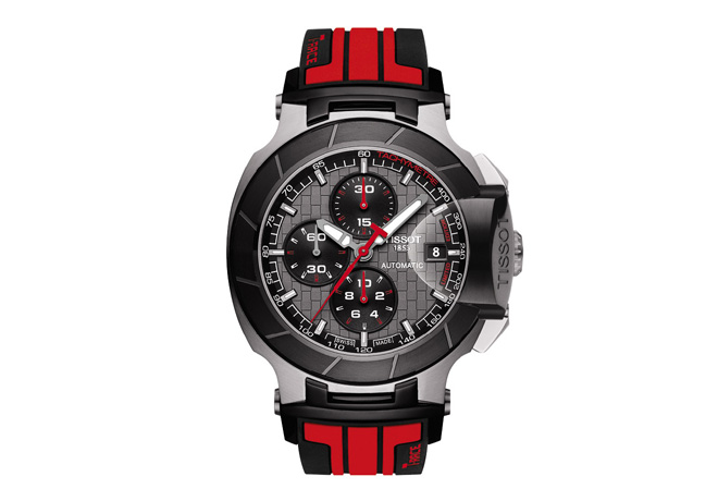 Tissot - Reloj Moto GP 2