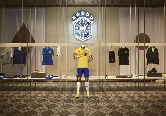 Nike - Indumentaria Mundial - Brasil