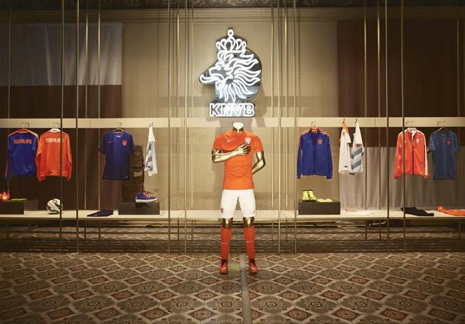 Nike - Indumentaria Mundial - Holanda