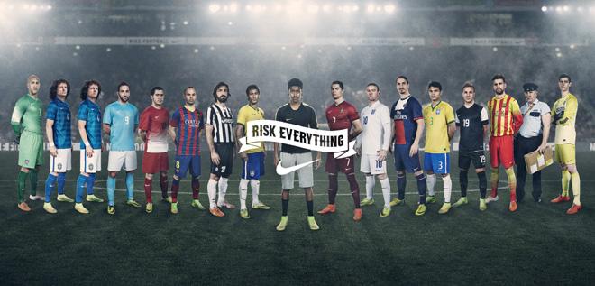 Nike - Risk Everything
