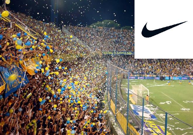 Nike - Rosario Central