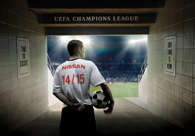 Nissan - UEFA Champions League