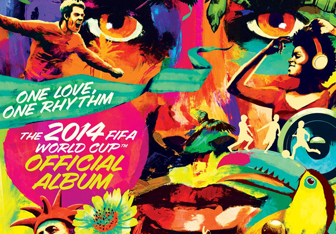 Sony Music - One Love One Rhythm 2014 FIFA World Cup