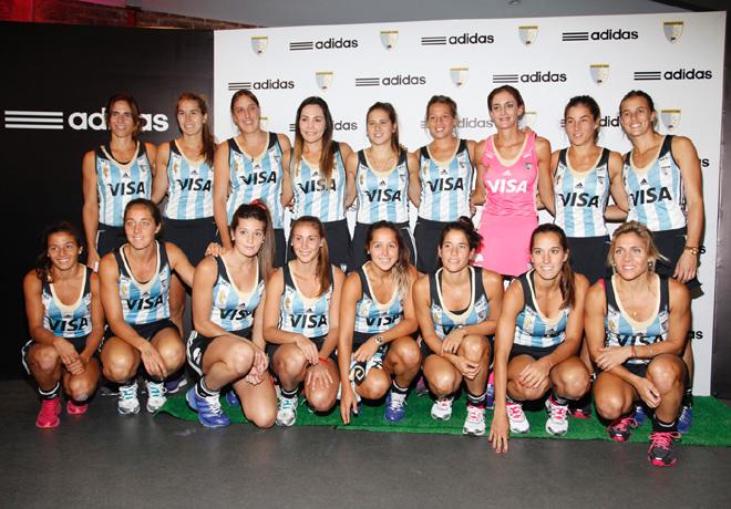 adidas - Seleccion Femenina Hockey