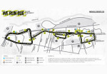 Nike - Recorrido We Run Bue 21K