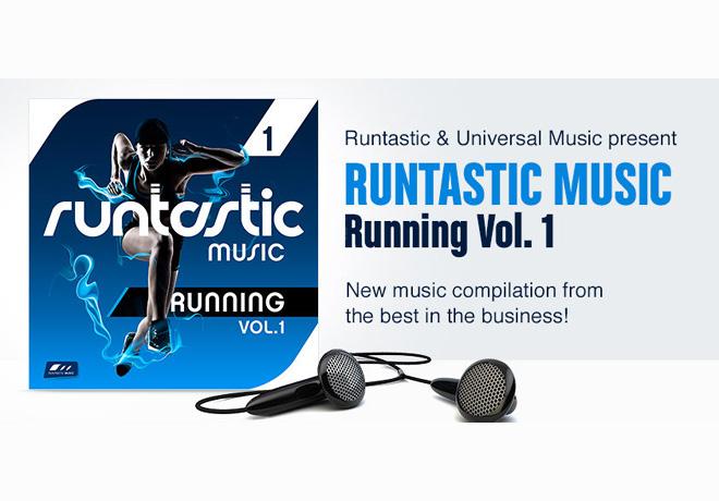 Runtastic Music Running Vol. 1