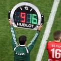 Hublor - Panel Arbitro 1