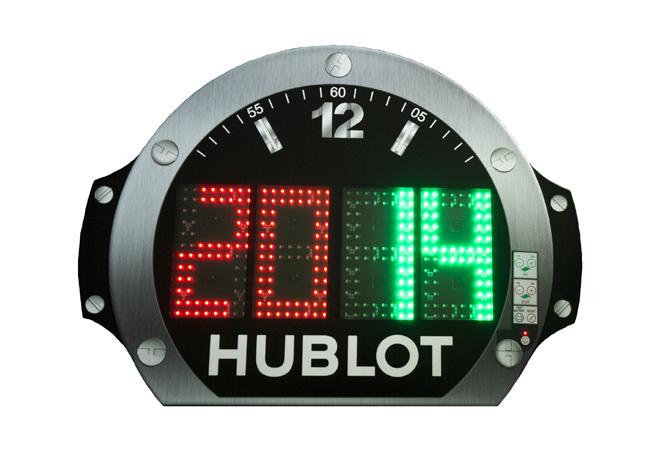 Hublor - Panel Arbitro 2