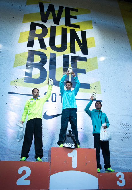Nike - We Run Bue 21K 5