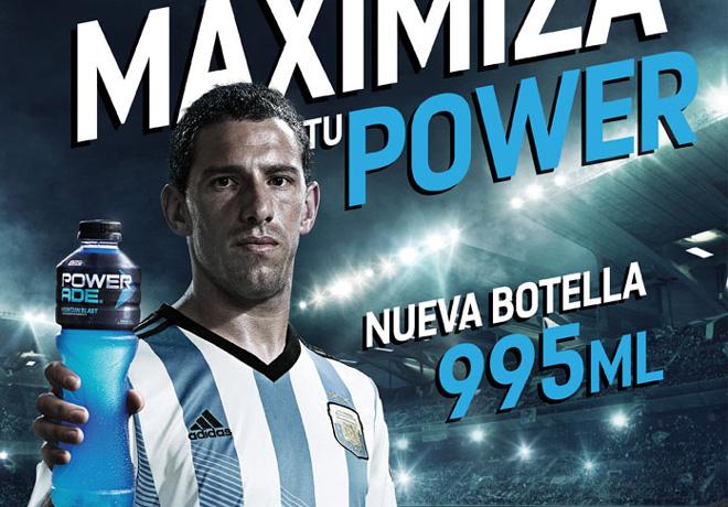 Powerade - Maxi-