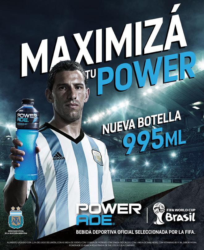 Powerade - Maxi