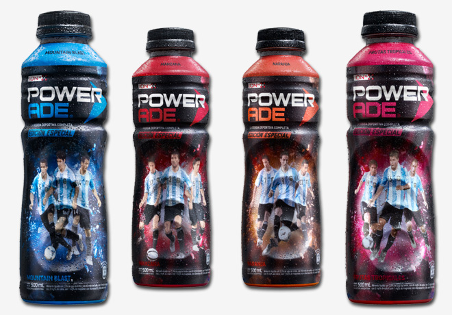 Powerade - Nueva Botella 995