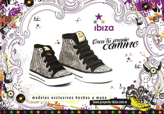Zapatillas Ibiza