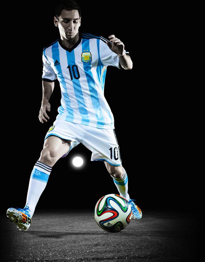adidas - Team Messi - Vamos Leo