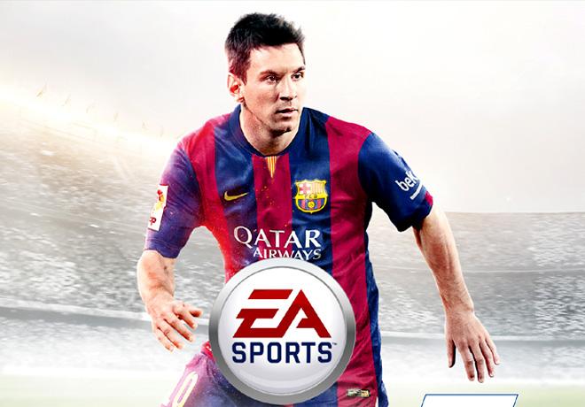FIFA 15 Messi 4-