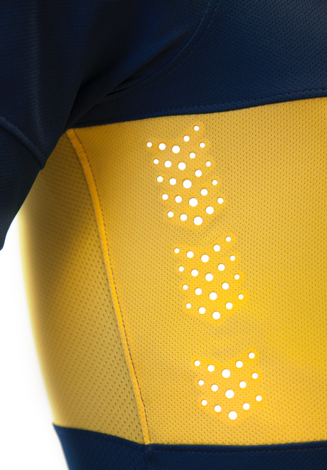 Nike - Camiseta Boca 2014 3