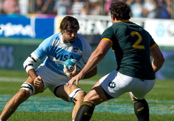 UAR - Pumas vs Springboks 1
