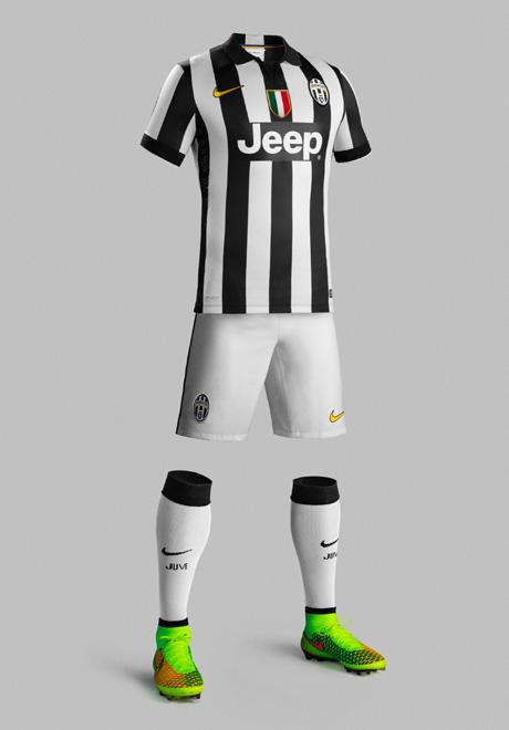 Nike - Juventus 4