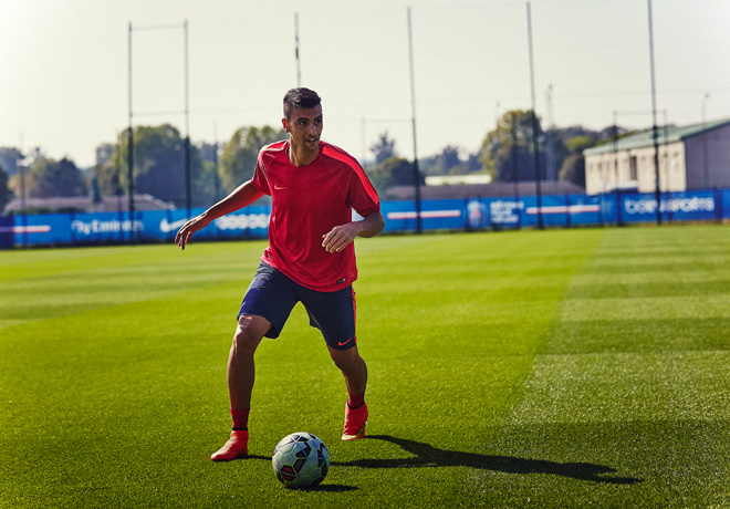 Nike - Javier Pastore