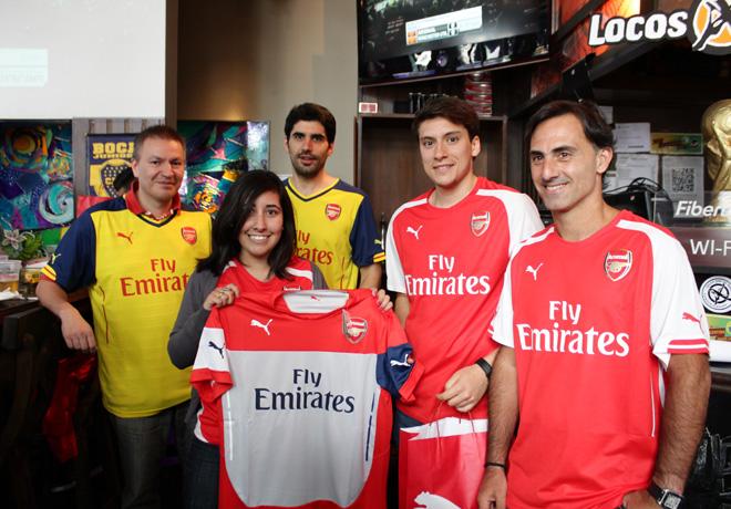 Puma - Arsenal 2