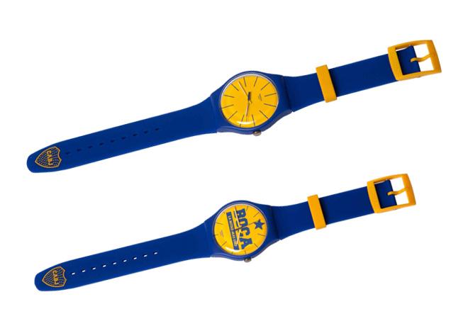 Swatch Y Boca Deporte 2Moda – Reloj rxtBsQhdC
