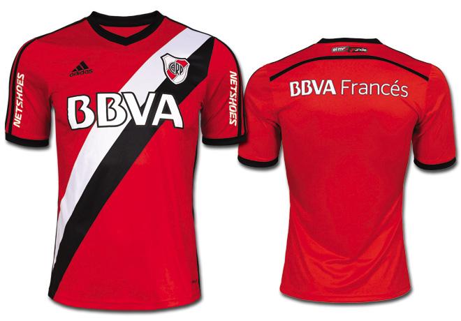 adidas - River Plate Suplente