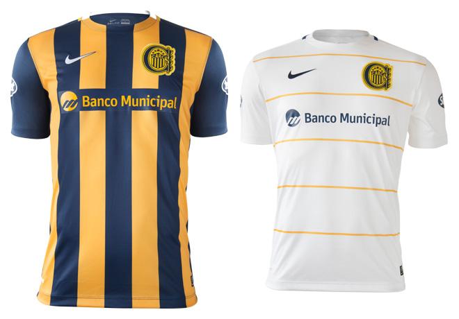 cojo Favor Examinar detenidamente  Nike presentó la indumentaria que vestirá a Rosario Central durante el  próximo campeonato. | Moda y Deporte