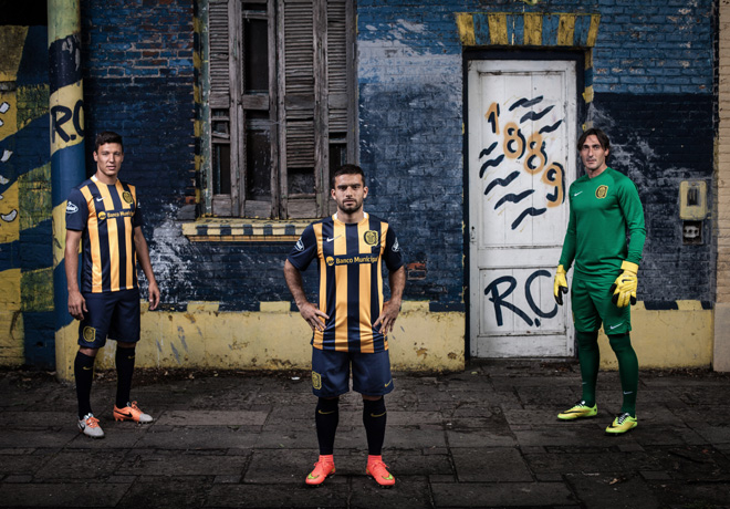 Nike - Rosario Central 2