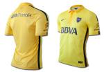 Nike - Tercer Camiseta Boca 2