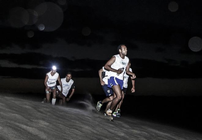 Maraton del Desierto Hi-Tec