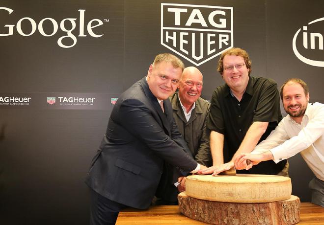TAG Heuer - Google - Intel