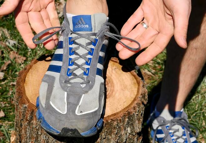 Illumiseen Running Shoe Blister