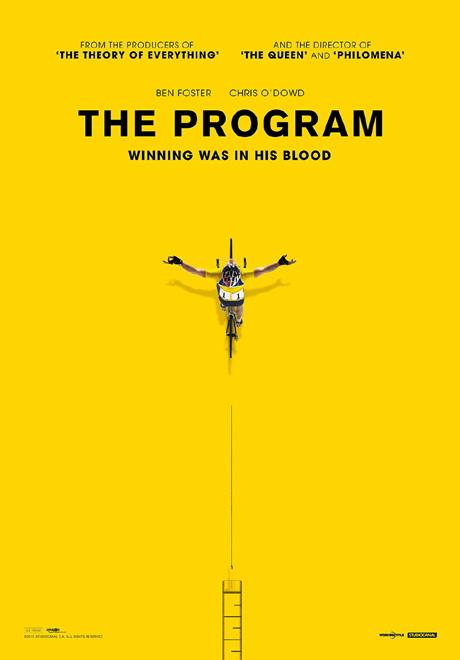 Afiche - The Program