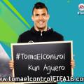 EA - FIFA 16 - Segio Kun Aguero
