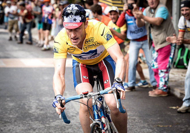 The Program - Lance Armstrong - Ben Foster