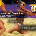 GCBA Deportes - Sudamericano Beach Voley