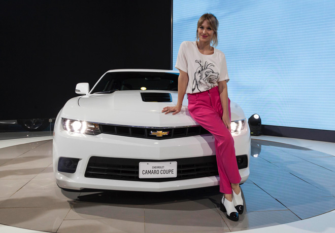 Salon Auto BA - Chevrolet Camaro 2