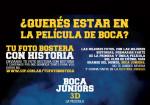 UIP - Boca 3D - Promo Tu Foto Bostera