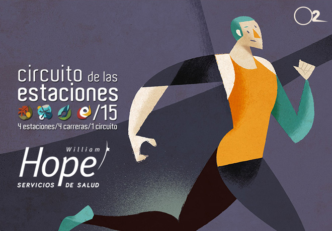 Willia Hope - Circuito de las Estaciones Invierno 2015